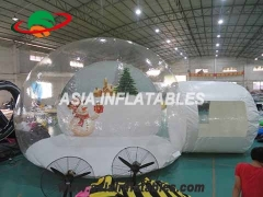 Christmas Inflatable Snow Ball