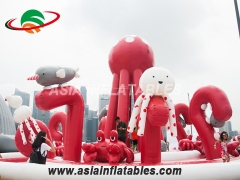 Inflatable Funland Artzoon Park