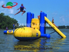 Water Pillow Jumping Tower Water Trampoline Park