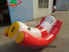 Newest Top Quality Inflatable Water Teeter Totter Water Park Toys for lake or sea water