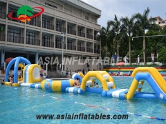 Best Water Pool Challenge Water Park Inflatable Water Games and wholesale price