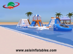 Stylish Custom Inflatable Water Parks Water Toys for Hotel Pool