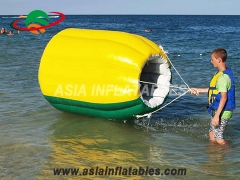 Inflatable Water Ski Tube, Inflatable Towable Tube, Inflatable Crazy UFO on Sales