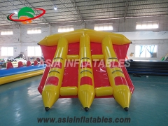 Inflatable Flying Fish Boat