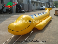Inflatable Dolphin Towable Boat