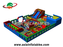 Inflatable Amusement Theme Park