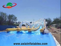 Inflatable Water Toys Slide The City