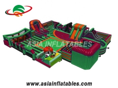 Adult Indoor Inflatable Amusement Park