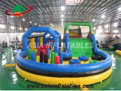indoor inflatable obstacle