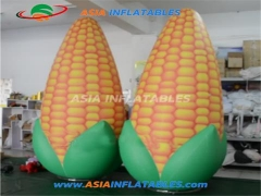 Inflatable corn model decoration