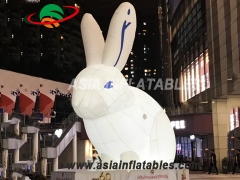 New Arrival Advertising Inflatable Rabbit For Mall