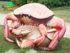 New Arrival Custom Inflatable Crab For Decoration
