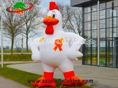 New Arrival Inflatable Rooster For Commercial Promotion Days
