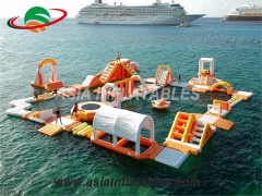 Adult Inflatable Sport Water Park