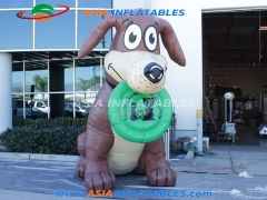 Inflatable Dog
