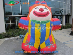 Inflatable Jester