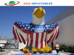New Arrival Giant Inflatable Eagle Cartoon, Advertising Inflatable Eagle