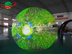 Half Color Zorb Ball