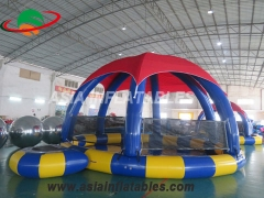 Carnival Inflatable Pool