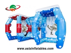 Interactive Play System Inflatable IPS Ninja
