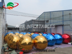 Inflatable Mirror Balloons