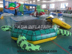 Inflatable Water Trampoline Combos