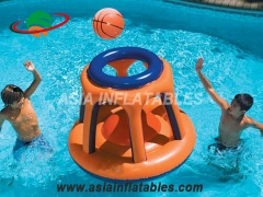 Inflatable Basketball Shooting Hoop