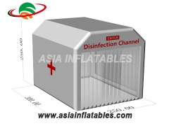 Inflatable Emergency Disinfection Shelter,Inflatable Emergency Tents Manufacturer