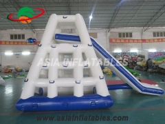 Equipment Floating Inflatable Water Slide